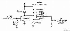 Latching Relay Driver - Relay Control