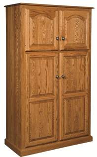 furniture kitchen storage amish country traditional kitchen pantry storage cupboard cabinet roll shelf oak ebay