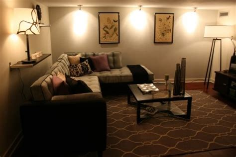 track lighting ideas for living room lighting up an entire wall home interiors