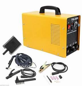 220v Tig 200c Amp Dc Inverter Mma Welding Machine