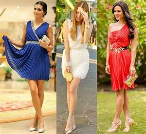 Wedding guest dresses and attires for all seasons for Afternoon wedding guest dresses