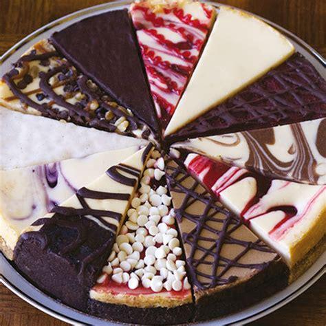 slice variety cheesecake wow fundraising