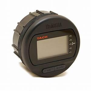 Yamaha Tachometer 6y8t