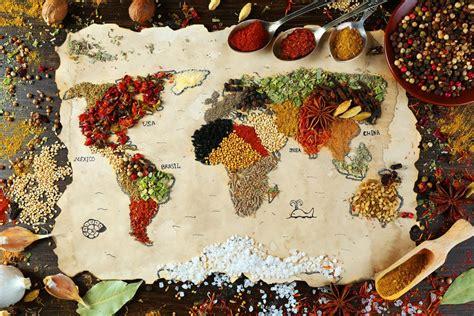 cuisine et saveur du monde le tour du monde des saveurs pour avoir de la chance en