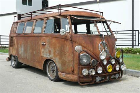 quick history   vw camper van motoring news