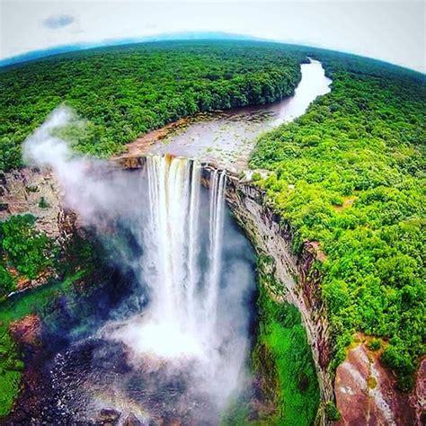 The Most Impressive Waterfalls Around World Opodo