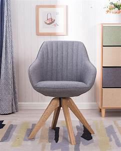 Chaise De Bureau Scandinave : chaise design scandinave pivotante dune ~ Teatrodelosmanantiales.com Idées de Décoration