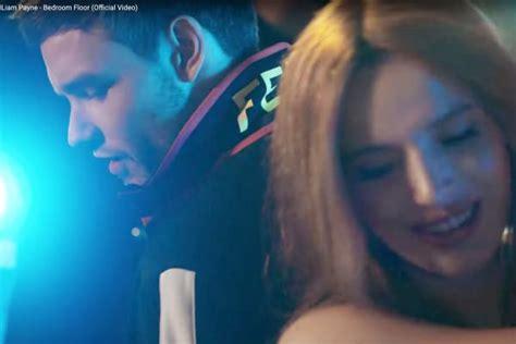 Liam Payne Drops Bedroom Floor Video With Bella Thorne