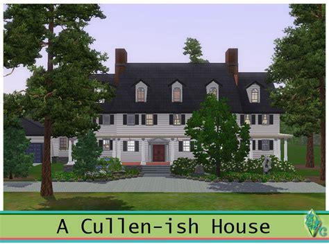 Mod The Sims  A Cullenish House