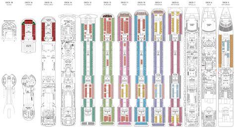 Msc Divina Deck Plan 12 by 28 Msc Divina Floor Plan Deck Plan For Msc Divina