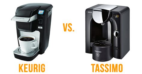 Keurig vs. Tassimo Single Serve Coffee Makers   What's Better?