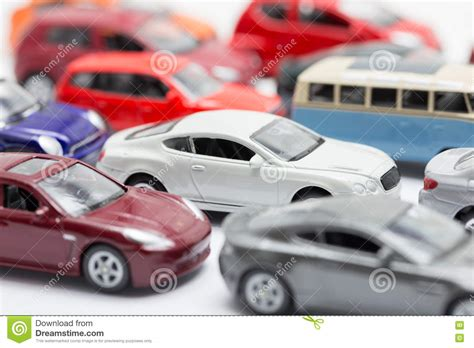 small toy cars small toy cars stock photo image 68687565