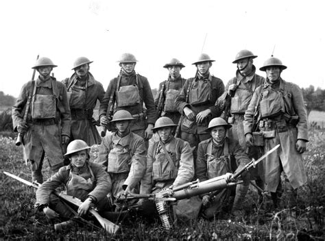 Why Were American Soldiers in WWI Called Doughboys? - HISTORY