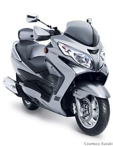 suzuki burgman  scooter ran     suzuki