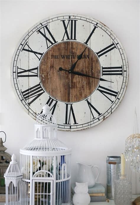 beautiful diy wall clock ideas