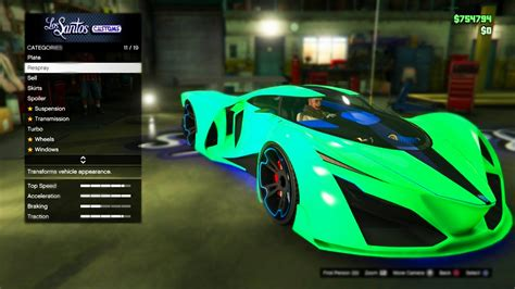 Fastest Car Gta 5 » Car Wallpaper