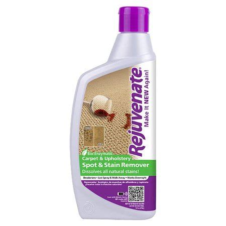 Upholstery Stain Remover by Rejuvenate Carpet Upholstery Spot Stain Remover 16 Fl
