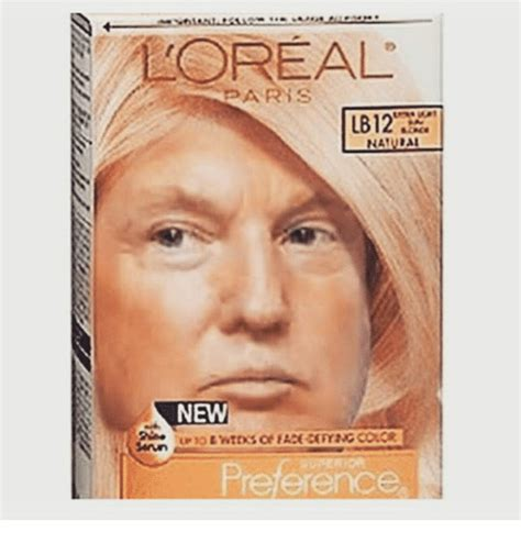 Loreal Paris Meme - l oreal natural new reference nature meme on sizzle