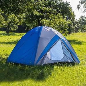 Gartenliege Für 2 Personen : campingzelt zelt for four f r 4 personen 410x240x165 cm ~ Bigdaddyawards.com Haus und Dekorationen