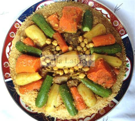 recettes cuisine thermomix couscous marocain au thermomix tm5 plats thermomix