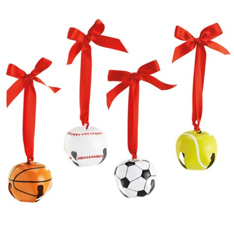 sports christmas ornaments show your passion towards