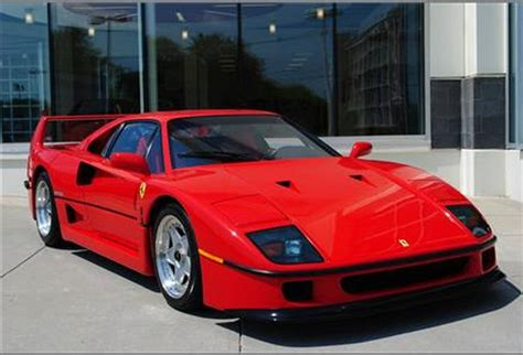 For Sale Ferrari F40, Ferrari F50 And Ferrari Enzo For $6