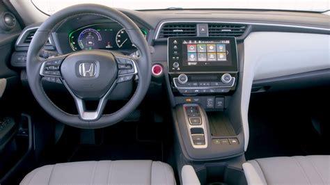2019 Honda Insight  Interior Youtube