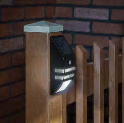 solar powered deck lights with stainless steel