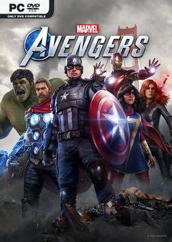 Download Marvels Avengers-CPY - Skidrow Games