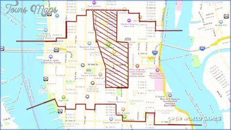 West Village New York Map