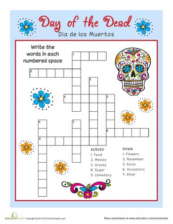 day of the dead homeschool