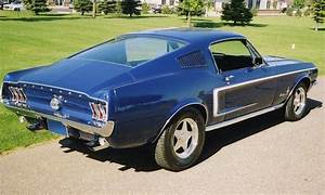 1968 FORD MUSTANG FASTBACK - 23821