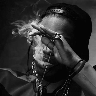 Weed Smoke Gifs Rocky Dope Hop Aesthetic