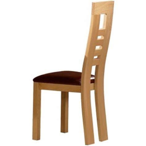 chaises salle à manger en bois chaises de salle a manger en teck
