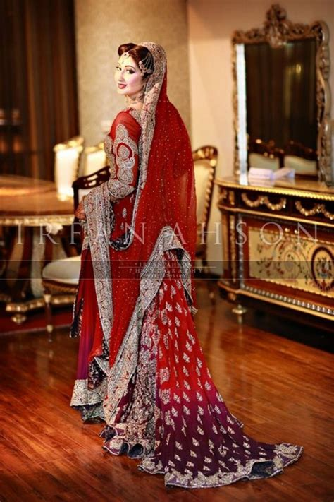Pakistani Bridal Wear Froks Lehnga Dresses 2018 for Women