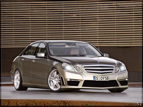Fake Mercedes Benz E Klasse Pseudo Amg