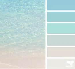 Beach Paint Color Schemes