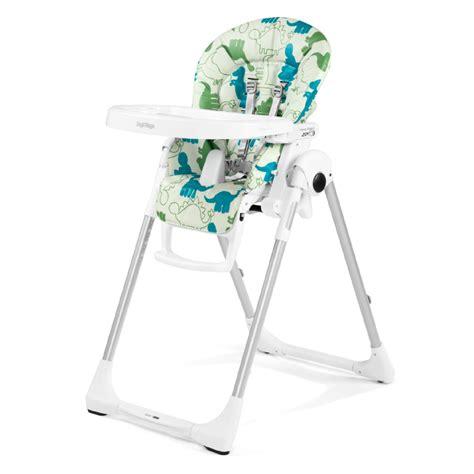 chaise haute prima pappa zero3 peg perego chaise haute prima pappa zero3 dino park bianco