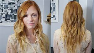 Beautiful 4 Color Strawberry Ombre Melt // How to Color ...