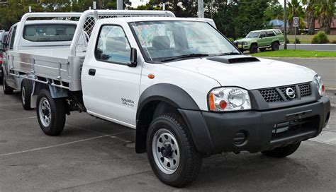 Wiki Nissan Navara Upcscavenger