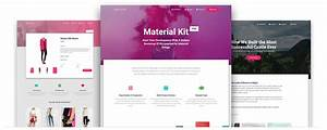 Bootstrap Material Design · The most popular HTML, CSS ...
