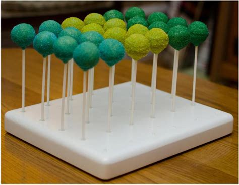What Pop Stands For by Cake Pop Stands Kc Bakes