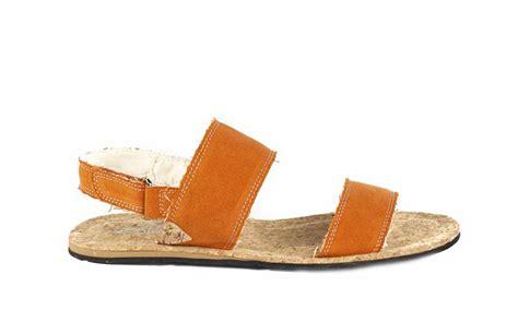 vegan sandal slowers makena orange clay avesu vegan shoes