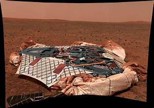 3-Mapping the Mars Rovers' Landing Sites