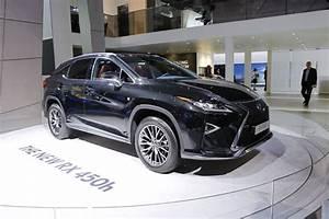 Prix Lexus Rx 450h : prix et quipements lexus rx 450h partir de 64 900 euros l 39 argus ~ Medecine-chirurgie-esthetiques.com Avis de Voitures