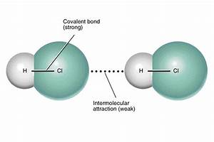 What Is The Difference Between Intramolecular Forces And