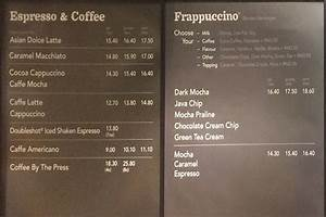 Starbucks food menu malaysia