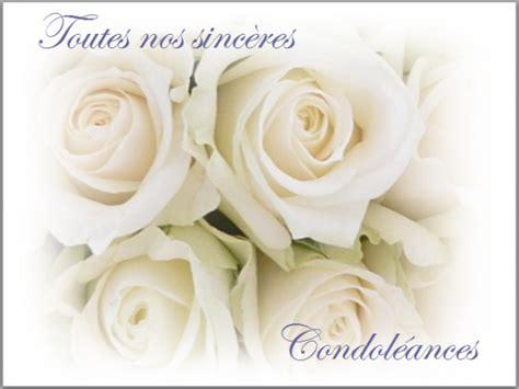 carte de condoleance modele condol 233 ances cyclocentreestinnes