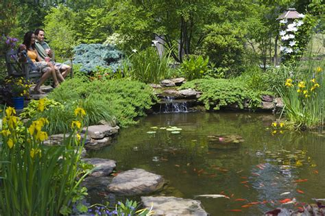 Small Fish Pond For Home Garden Decoration Ideas