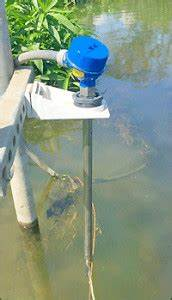 Municipal Reservoir Water Level Measurement